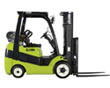 FORKLIFT 2.7T CLARK C30L - LPG for hire in Sydney from Complete Hire