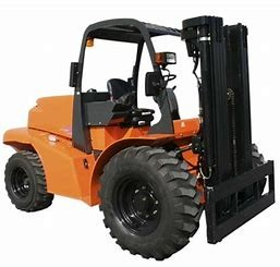 FORKLIFT 5.0T ROUGH TERRAIN 4WD - DIESEL for hire in Sydney from Complete Hire