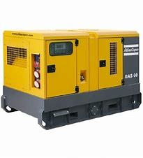 GENERATOR 55 KVA - ATLAS - DIESEL for hire in Sydney from Complete Hire