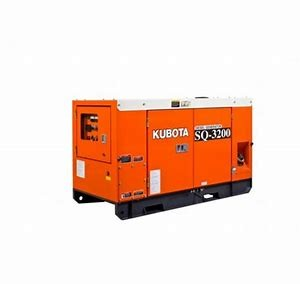 GENERATOR 15 KVA - KUBOTA - DIESEL for hire in Sydney from Complete Hire