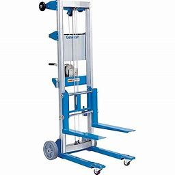 GENIE HOIST GL10 - 10 FOOT / 3.0M MAX 150KG for hire in Sydney from Complete Hire