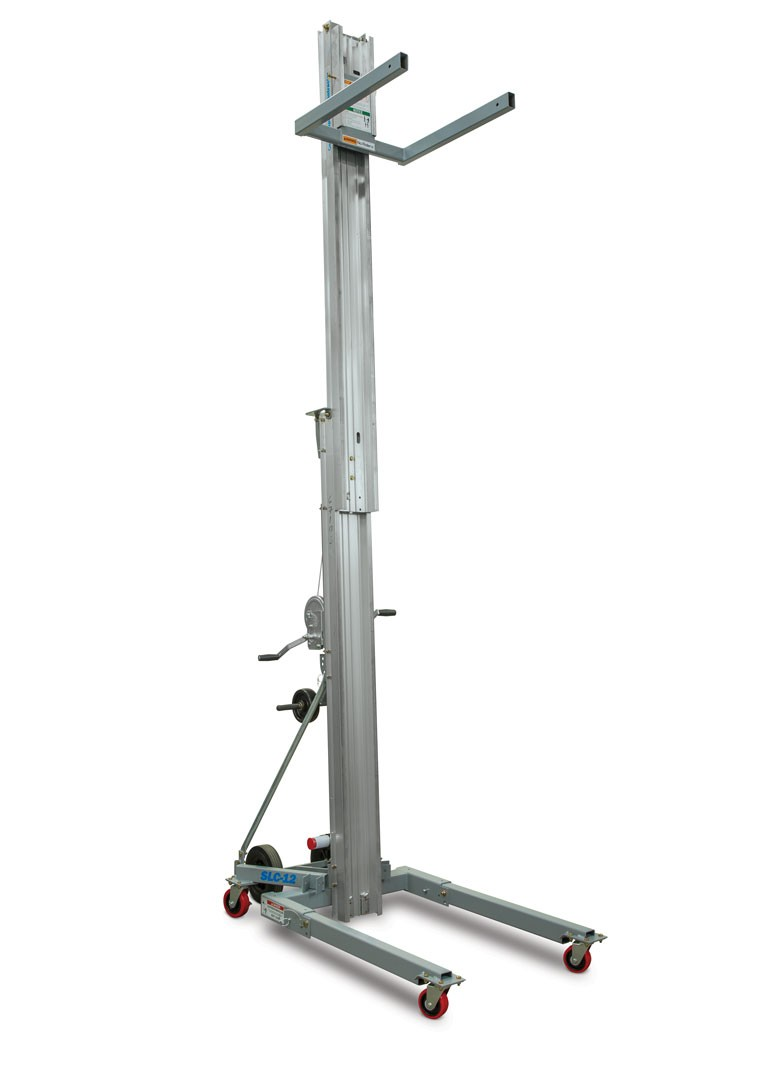 GENIE HOIST SL18 - 18 FOOT / 5.0M MAX 295KG for hire in Sydney from Complete Hire