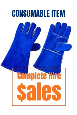 Gloves welding - for sale Complete Hire Sydney
