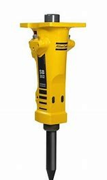 HAMMER HYDRAULIC  8.0T - ATLAS for hire in Greater Sydney from Complete Hire