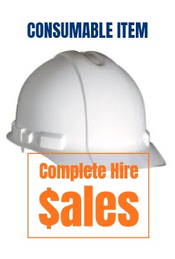 Hard hat safety - for sale Complete Hire Sydney