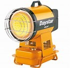 HEATER - INFRARED DAYSTAR for hire in Sydney from Complete Hire