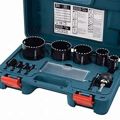 HOLESAW KIT for hire in Sydney from Complete Hire