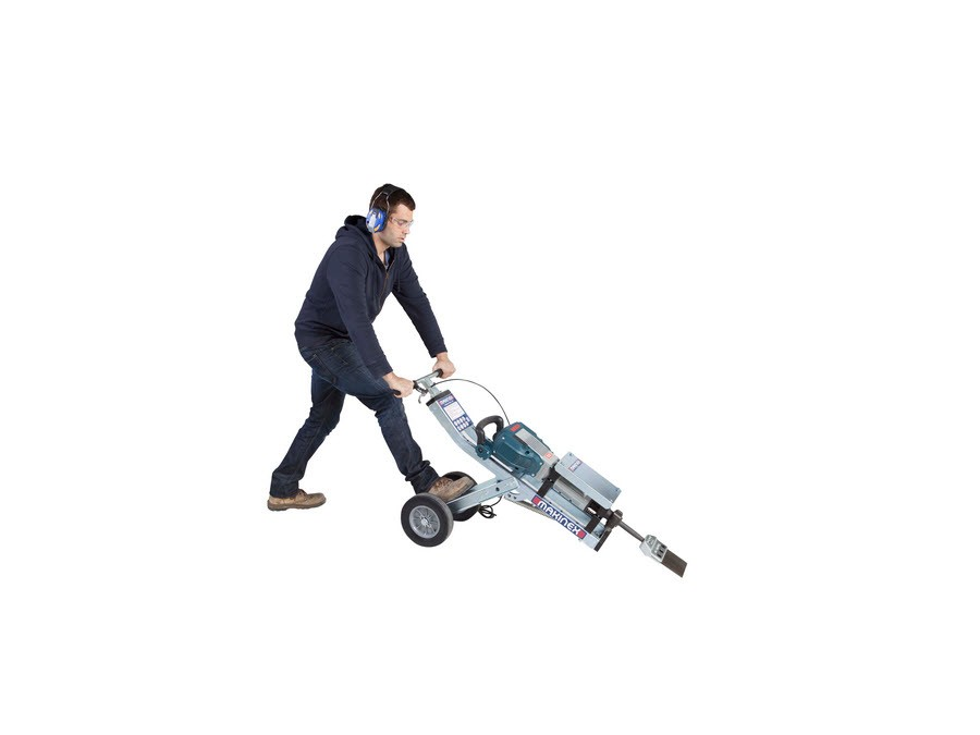 JACK HAMMER - MEDIUM - TROLLEY - SUIT H65 for hire in Sydney from Complete Hire
