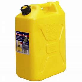 JERRY CAN 20L - DIESEL for hire in Sydney from Complete Hire
