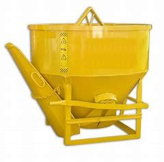CONCRETE KIBBLE - 0.50M3 -SWL = 1500KG  for hire in Sydney from Complete Hire