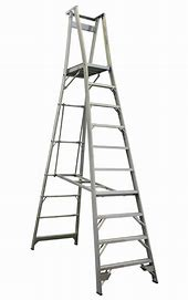 LADDER PLATFORM - 3M LONG - 2.1M WORK HEIGHT for hire in Sydney from Complete Hire