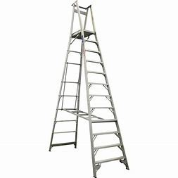 LADDER PLATFORM - 4M LONG - 3.0M WORK HEIGHT  for hire in Sydney from Complete Hire
