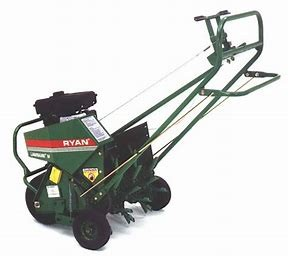 LAWN AERATOR - RYAN - PETROL for hire in Sydney from Complete Hire