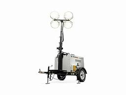 LIGHT - TOWER 4000 WATT - PR POWER for hire in Sydney from Complete Hire