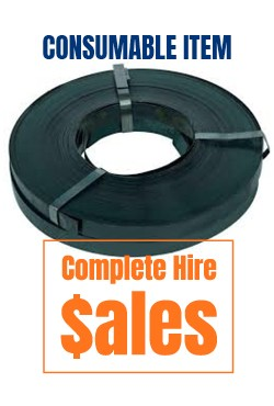 metal strapping - for sale Complete Hire Sydney