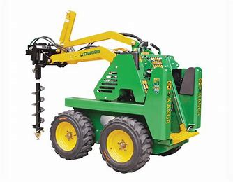 MINI LOADER - POWER HEAD (AUGER DRIVE) for hire in Sydney from Complete Hire