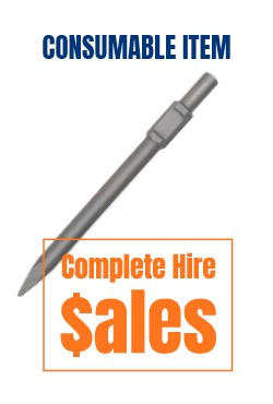 Chisel moil - for sale Complete Hire Sydney