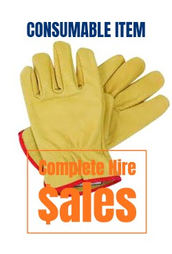 Riggers gloves - for sale Complete Hire Sydney
