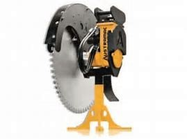 ROCKSAW FLASHCUT 1400MM - 5.5-13.0T for hire in Sydney from Complete Hire