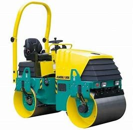 ROLLER SMOOTH 1.5T DOUBLE DRUM - AMMANN for hire in Sydney from Complete Hire