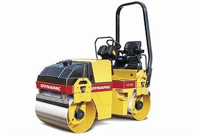 ROLLER SMOOTH 1.5T DOUBLE DRUM - DYNAPAC  for hire in Sydney from Complete Hire