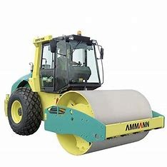 ROLLER SMOOTH 12.0T SINGLE DRUM - AMMANN for hire in Sydney from Complete Hire