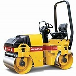 ROLLER SMOOTH 2.5T DOUBLE DRUM - 1200MM for hire in Sydney from Complete Hire