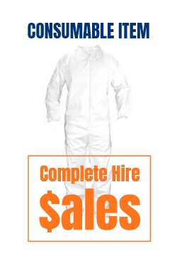 Safety coveralls - for sale Complete Hire Sydney