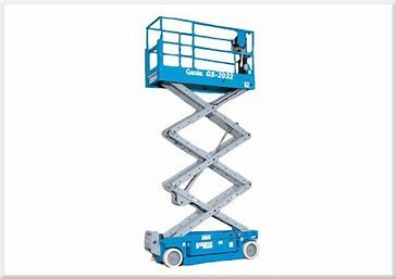 SCISSOR LIFT - 6.1M - 20FT - ELECTRIC for hire in Sydney from Complete Hire