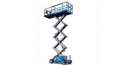 SCISSOR LIFT - 7.6M - 26FT - 4X4 - DIESEL for hire in Sydney from Complete Hire
