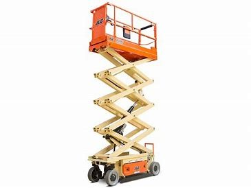 SCISSOR LIFT - 7.9M - 26FT - ELECTRIC for hire in Sydney from Complete Hire