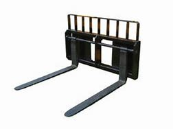 SKID STEER FORK TINES  for hire in Sydney from Complete Hire