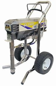SPRAY UNIT - AIRLESS for hire in Sydney from Complete Hire