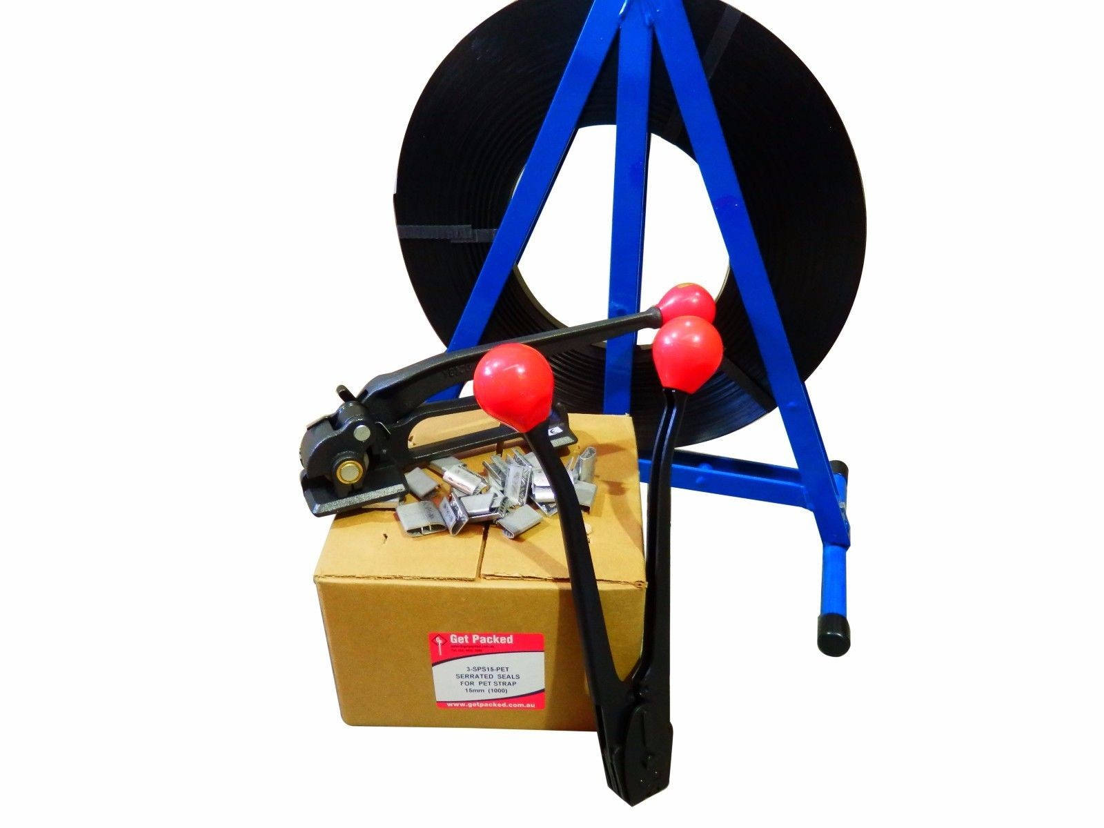 STRAPPING DISPENSER 12-19MM for hire in Sydney from Complete Hire