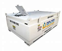 TANK - DIESEL 4000 LITRE - SKID for hire in Sydney from Complete Hire