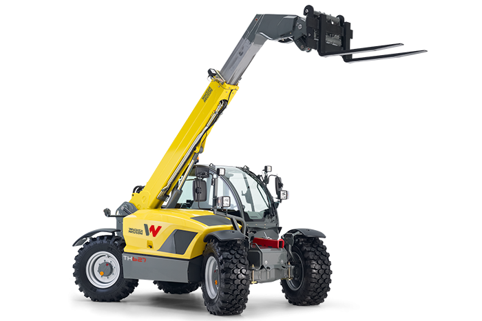 TELEHANDLER 1.2T - 4.5M - WACKER for hire in Sydney from Complete Hire