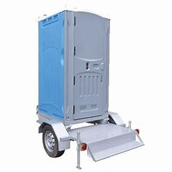 TOILET - TRAILER MOUNTED - FRESH FLUSH - SERVICED WEEKLY for hire in Sydney from Complete Hire