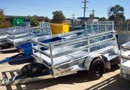 TRAILER - BOX 8 X 5  for hire in Sydney from Complete Hire
