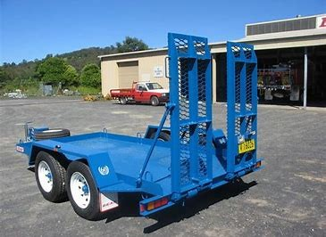 TRAILER - PLANT HEAVY DUTY - WIDE for hire in Sydney from Complete Hire