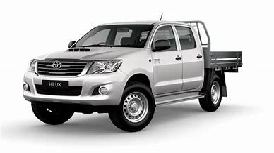 UTE - 4 DOOR 4WD  for hire in Sydney from Complete Hire
