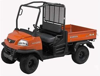 UTILITY VEHICLE - ALL TERRAIN - KUBOTA for hire in Sydney from Complete Hire