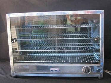WARMING OVEN - GLASS DOOR FRONT + REAR for hire in Sydney from Complete Hire