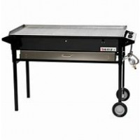 BBQ PLATE 850MM - GAS