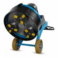FLOOR GRINDER - BLASTRAC DIAMOND SEGMENT (Blue) Soft - Charge per Half MM