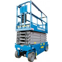 SCISSOR LIFT - 9.8M - 32FT - NARROW - ELECTRIC
