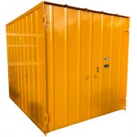 CONTAINER 10 FT -DANGEROUS GOODS CLASS 3