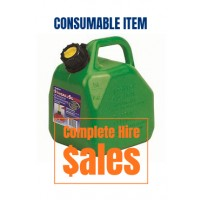 FUEL - TWO (2) STROKE (1 LITRE) - SOLD IN 5 OR 20 LITRE CONTAINERS