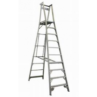 LADDER PLATFORM - 3M LONG - 2.1M WORK HEIGHT