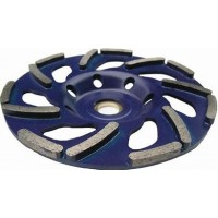 FLOOR GRINDER - BLASTRAC DIAMOND SEGMENT (Blue) Soft - Charge per Half MM