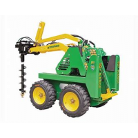 MINI LOADER - POWER HEAD (AUGER DRIVE)